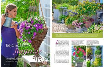 Speciál Koupání v zahradě